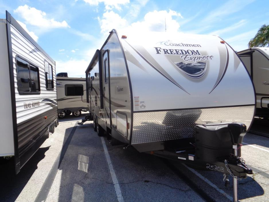 Coachmen Freedom Express 281rlds Rvs For Sale