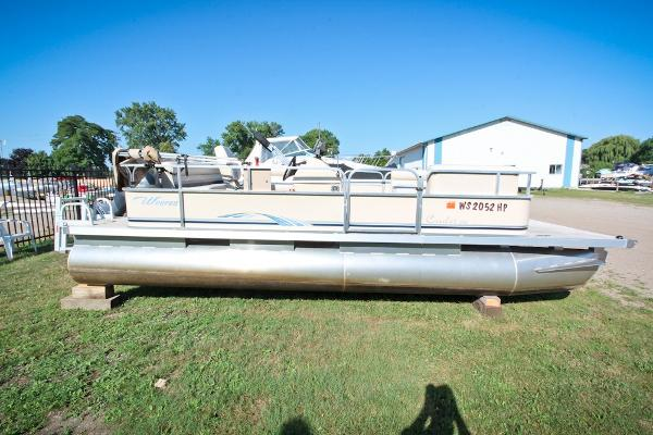 Used Weeres Pontoon Boats for sale