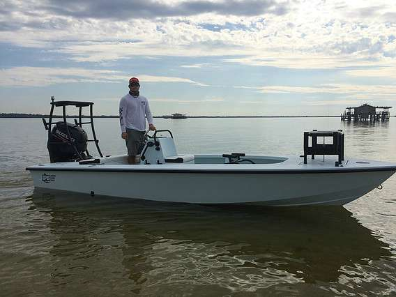 2015 Other Inshore Power Boat Inshore 18