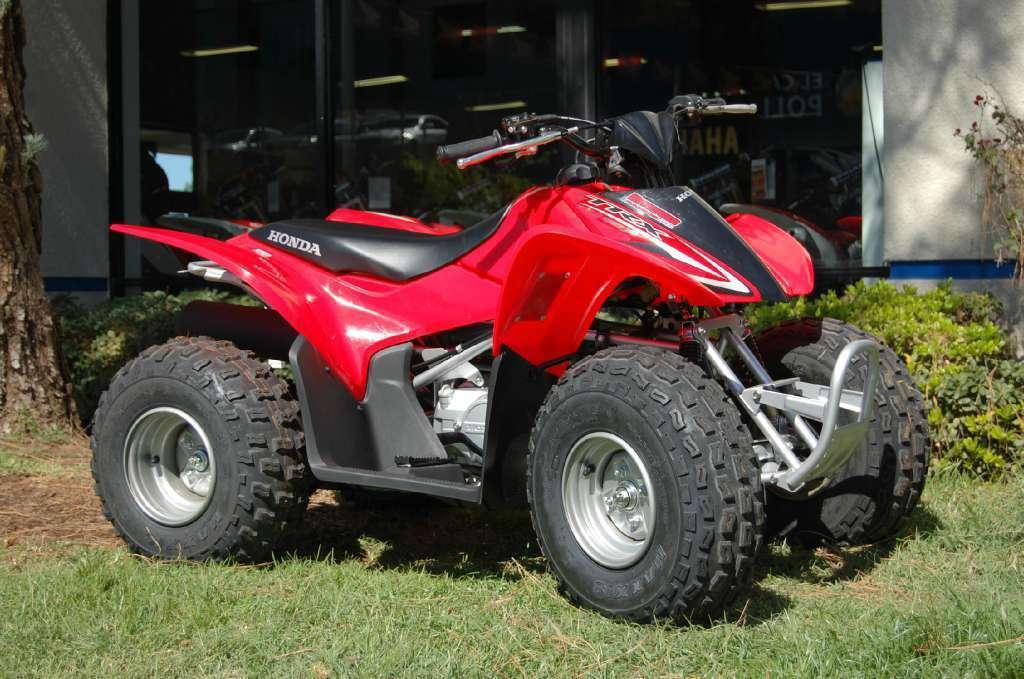 Honda trx motorcycles for sale in el cajon california for Honda el cajon service