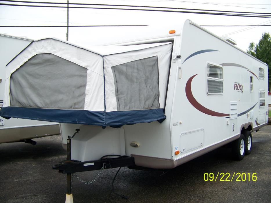 2005 Rockwood ROO 25BH-QUAD BUNKS