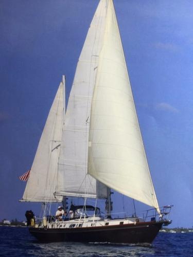 1978 Gulfstar 50