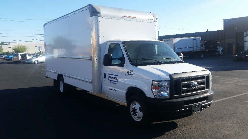 2012 Ford E350 Box Truck - Straight Truck