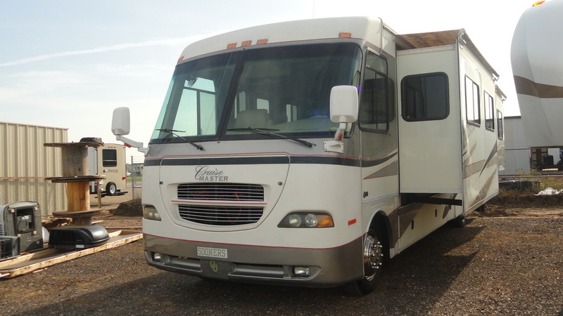 2003 Georgie Boy Cruise Master 3640TS