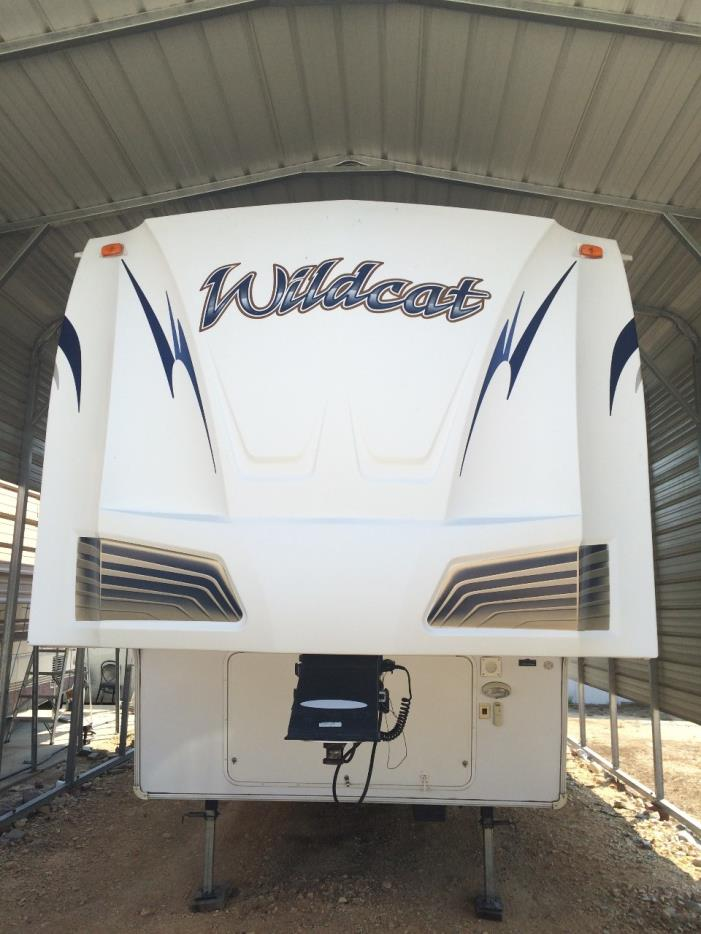 2011 Forest River WILDCAT 313RE-31TS