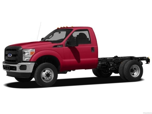 2012 Ford F-350 Chassis Cab Chassis
