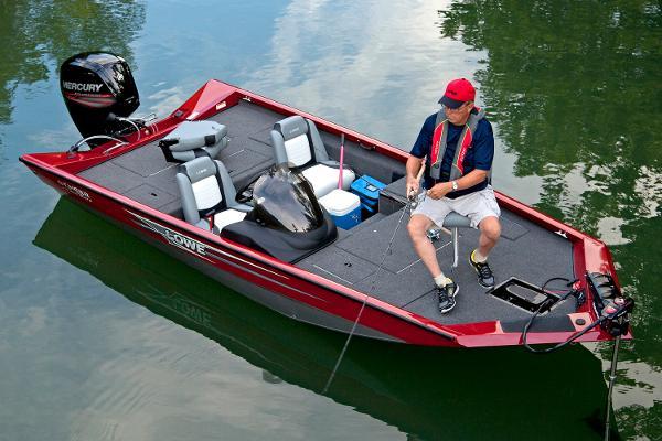 2016 Lowe Stinger 170 Pro Elite