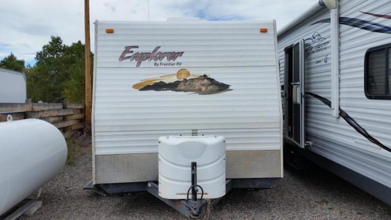 2008 Frontier Rv Explorer S185