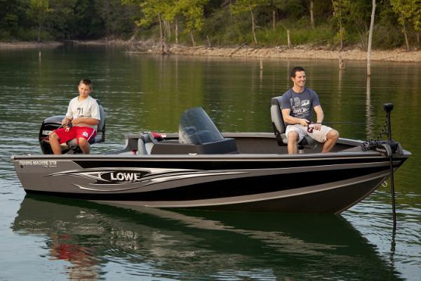 2016 Lowe FM 1710 Pro SC