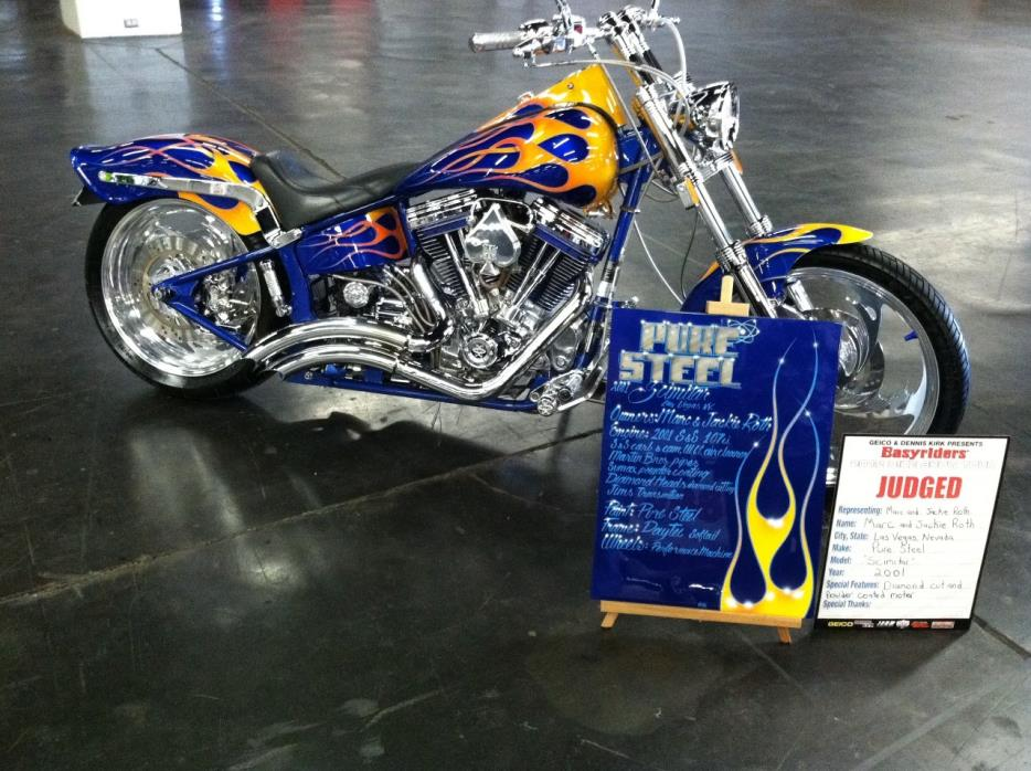 2001 Custom ROCKZILLA