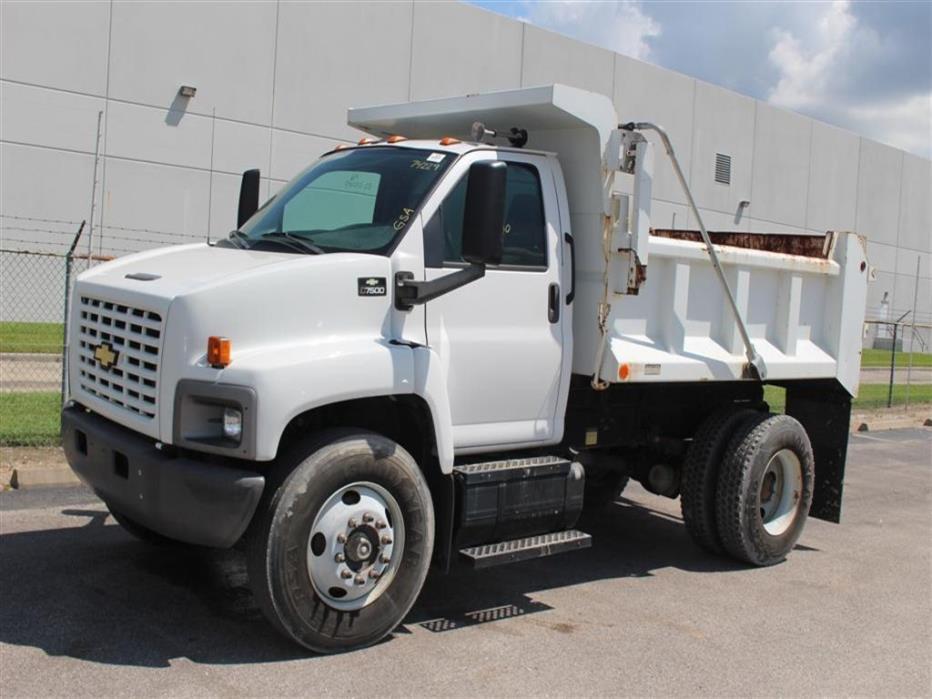 2005 Chevrolet Kodiak C6500  Dump Truck