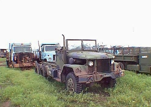 1970 Am General M35  Conventional - Day Cab