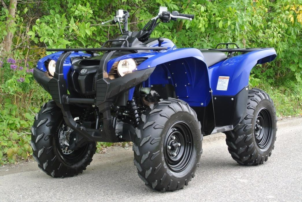 yamaha grizzly 550 motorcycles for sale in fenton michigan