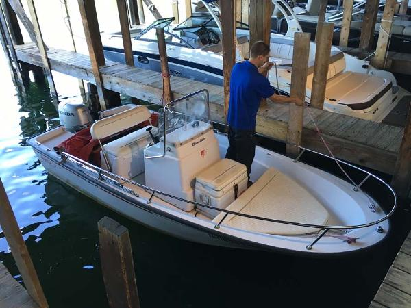 Boston Whaler 15 Dauntless Boats for sale