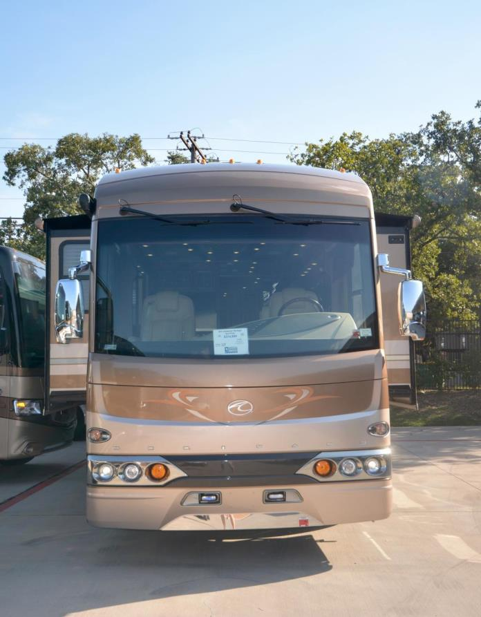2012 American Coach Heritage 45T