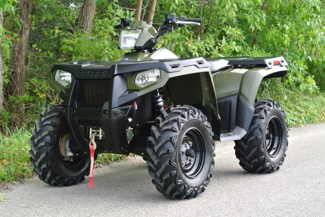 2011 Polaris Sportsman 400 HO