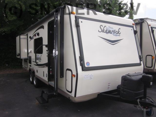 2017 Flagstaff SHAMROCK 23WS