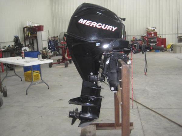 2012 Mercury 30hp