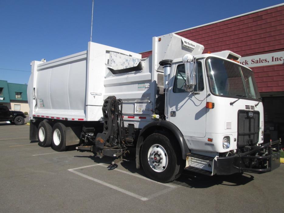 2009 Autocar Refuse Truck Garbage Truck