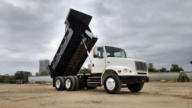 2004 Freightliner Fl112 Dump Truck
