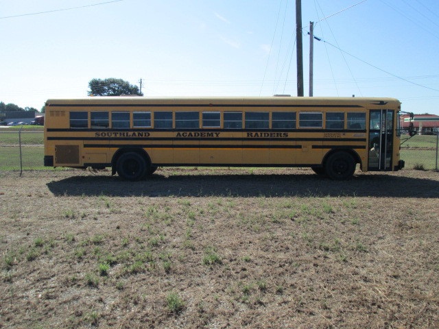 1998 Blue Bird Bus Blue Bird Vision  Bus