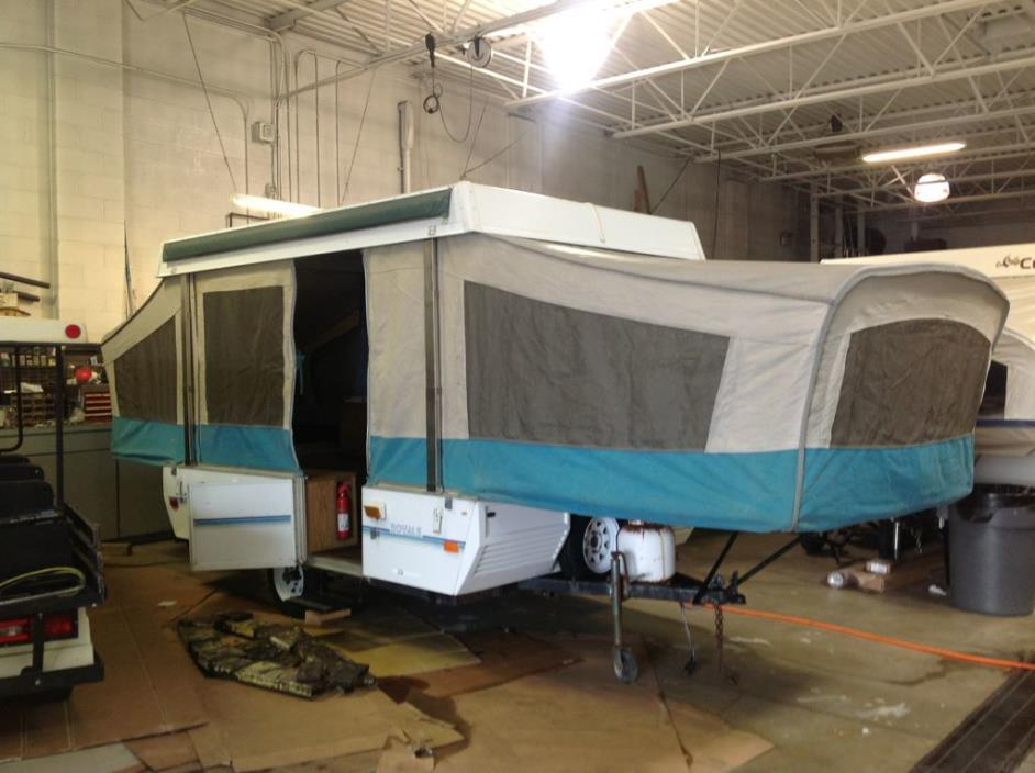 1992 Coleman Coleman Camping Trailers 4CD