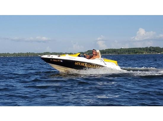 2010 Sea Doo 150 Speedster
