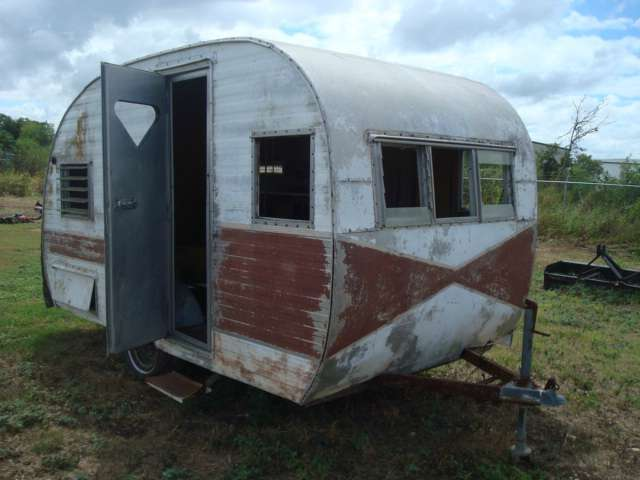 Old Camper Rvs For