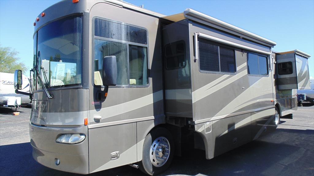 2006 Winnebago Journey 39k RVs for sale