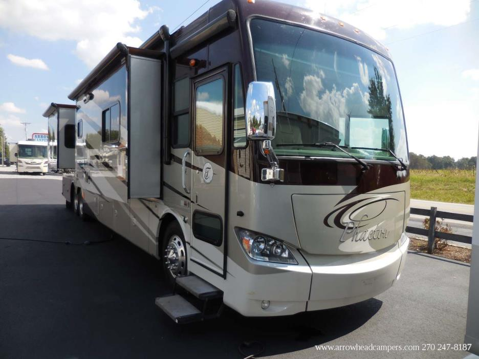 2011 Tiffin Motorhomes Tiffin Phaeton 42QBH