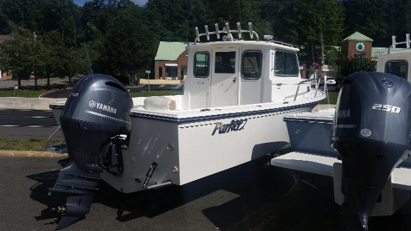 Parker 2120 Sport Cabin Boats for sale