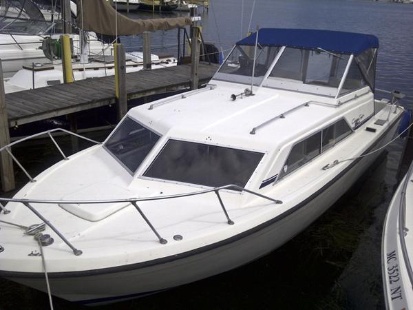 1978 Chris Craft1 281 Catalina Express
