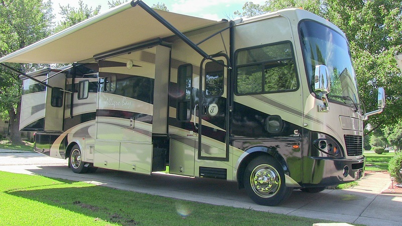 2008 Tiffin Motorhomes ALLEGRO BAY 35TSB