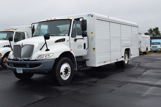 2012 International Durastar 4300 Beverage Truck Beverage Truck