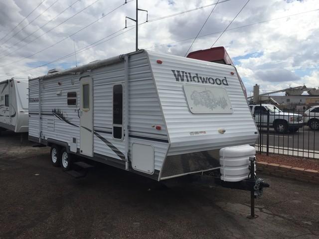 2006 Wildwood Travel Trailer RVs for sale