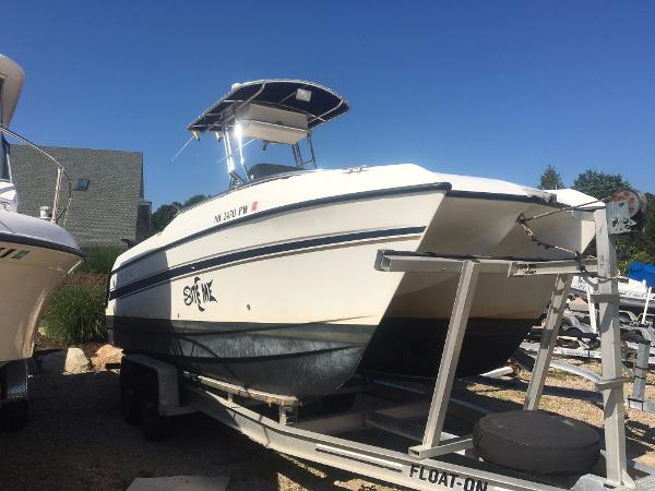 2003 Glacier Bay 2260 Canyon Runner