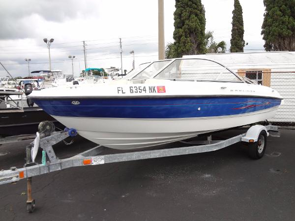 GREAT QUALITY BOAT COVER Bayliner 180 Capri 2001 2002 TRAILERABLE
