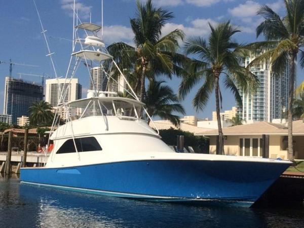 Flybridge boats for sale in key largo florida for Key largo fish market