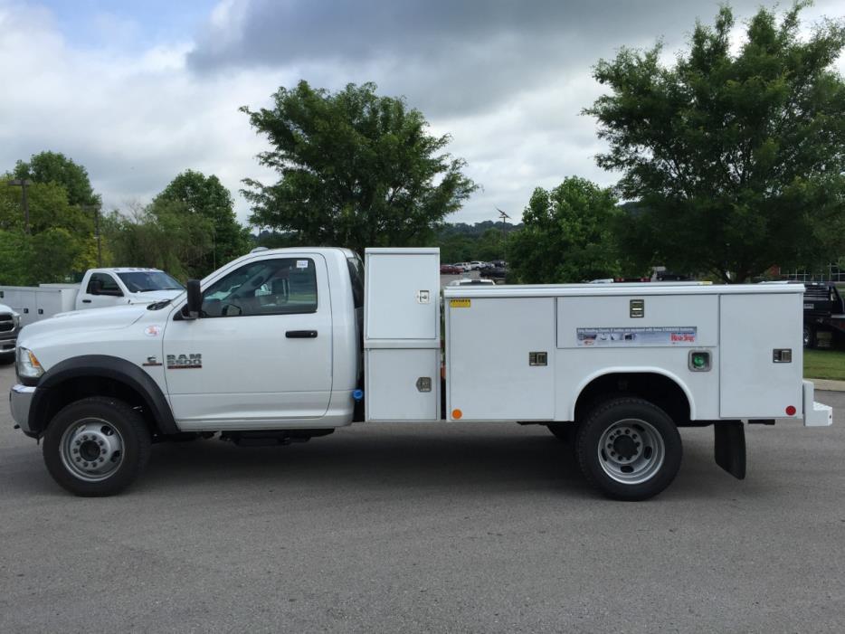 Ram 5500 Landscape Dump Vehicles For Sale