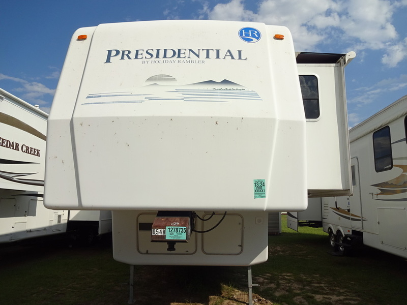 2006 Holiday Rambler PRESIDENTIAL 36RLT/RENT TO OWN/NO CREDIT