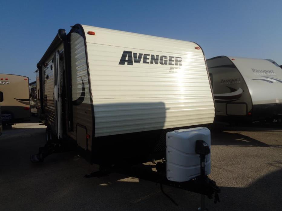 2015 Prime Time Avenger 27BBS TRAVEL TRAILER