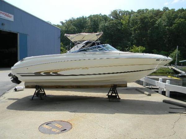1998 Sea Ray 260 Bow Rider