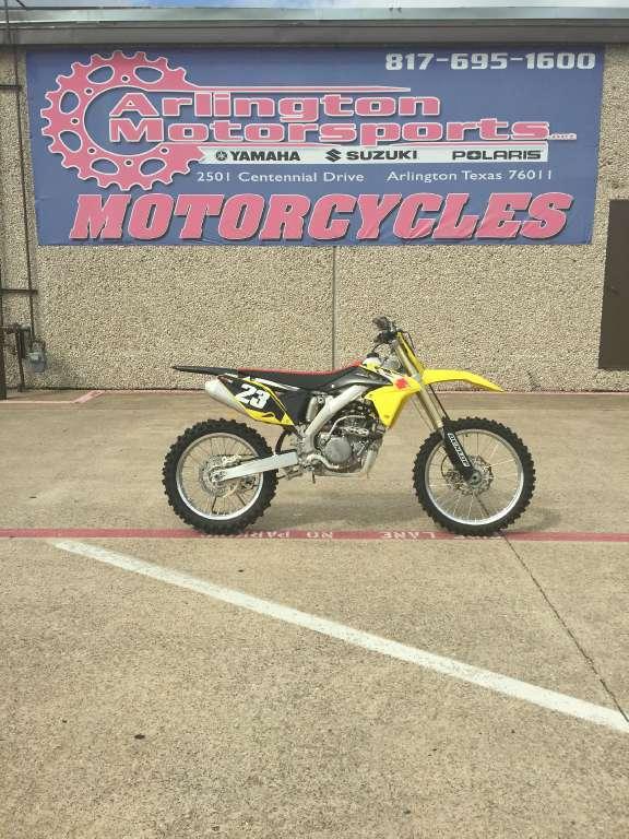 Suzuki rm motorcycles for sale in arlington texas for Yamaha suzuki of texas