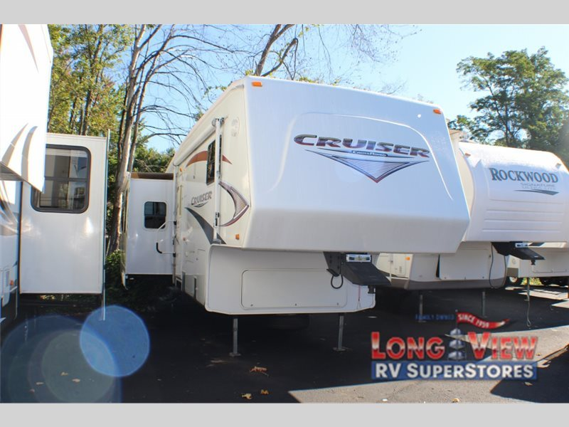 2008 Crossroads Rv Cruiser CRUISER