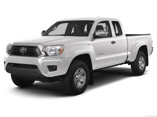 2013 Toyota Tacoma 4x4 Manual  Pickup Truck