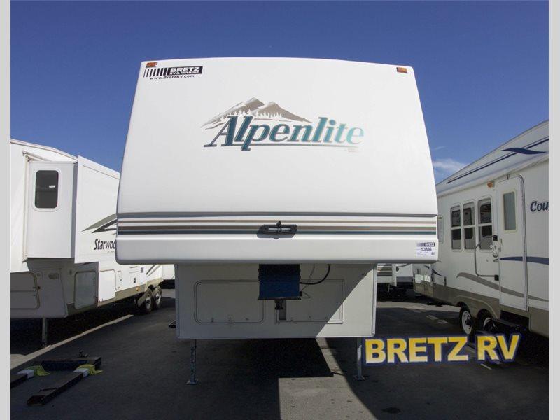 1995 Alpenlite Alpenlite Riviera 29RK