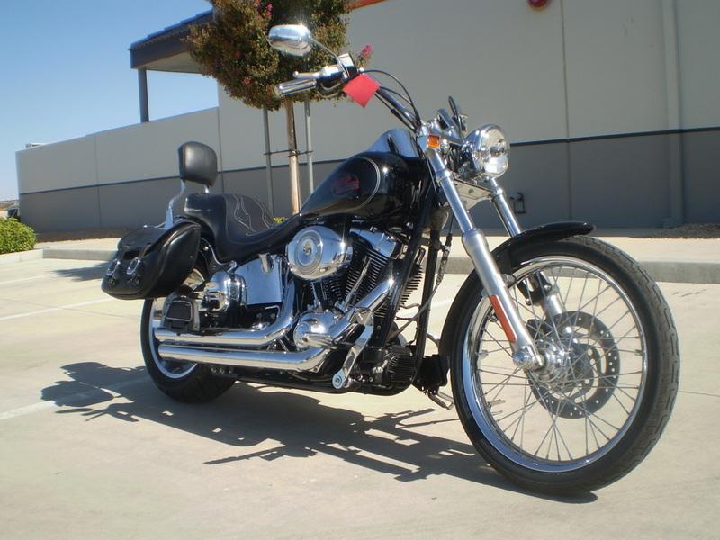 Harley davidson custom motorcycles for sale in lancaster for Lancaster ca honda