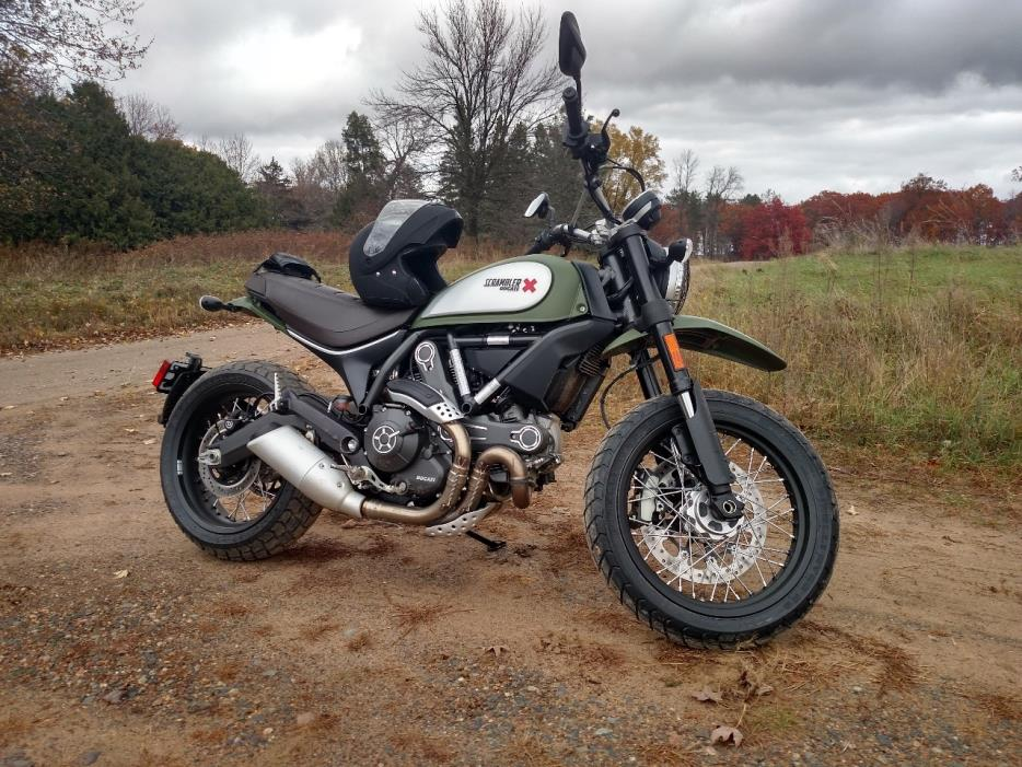 ducati scrambler urban enduro motorcycles for sale in minnesota. Black Bedroom Furniture Sets. Home Design Ideas