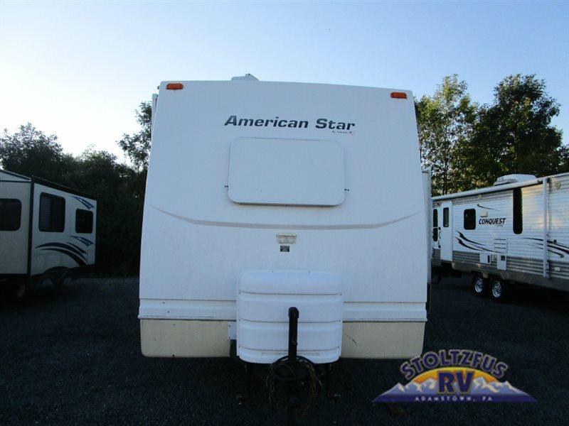 2002 Newmar American Star 31FBRB