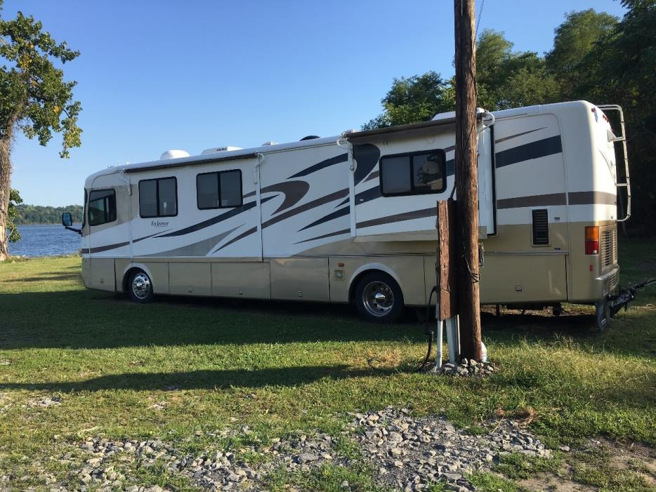 2001 Holiday Rambler ENDEAVOR 38PBD